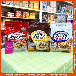 Ngũ cốc Calbee nội địa Nhật Bản thumbnail