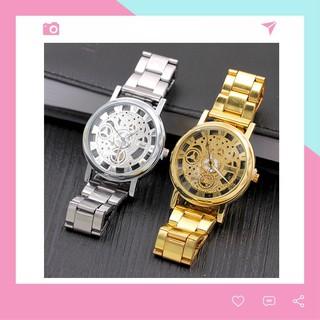 Đồng hồ nam dây kim loại cao cấp Modiya cực đẹp DH102