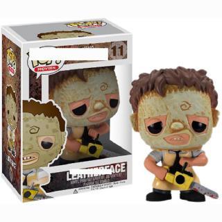Cartoon Doll Texas Chainsaw Massacre Movie Figure Cute Connection Home Decoration Funko Pop Movies