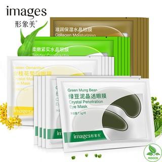 Mặt nạ dưỡng mắt collagen images NM1