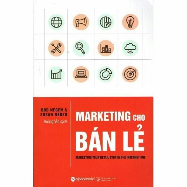 sách- Marketing cho bán lẻ