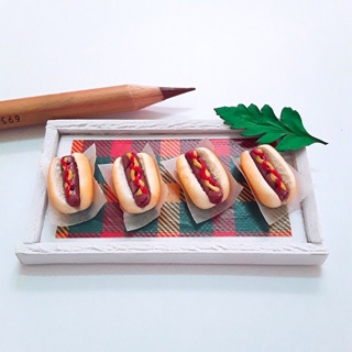 Minifood-bánh hot dog