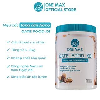 [Mua 2 tặng 1]Ngũ cốc dinh dưỡng GATE FOOD (hỗ trợ tăng cân) Onemax thumbnail