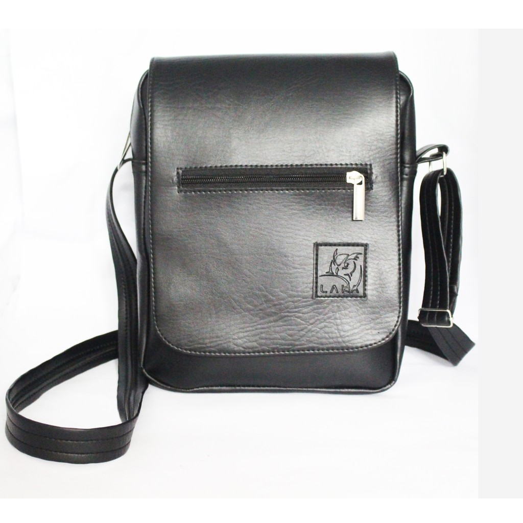 Túi đeo chéo thời trang (Đen) TC04