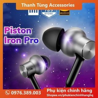 Tai Nghe Xiaomi Piston Lite Iron Pro HD Nhét Tai – Âm Siêu Hay – Bảo Hành 12 Tháng 1 Đổi 1