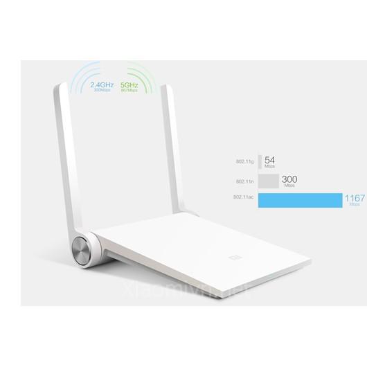 Bộ Phát wifi Xiaomi Mi Router MINI AC1200 Giá chỉ 270.000₫
