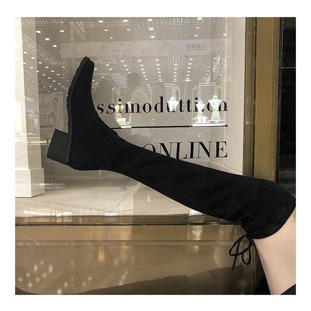 giày bốt cổ cao thời trang mùa đông cho nam