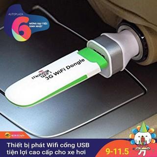 (THÁNH RẺ) USB PHÁT WIFI HSPA cầm tay tốc độ cực cao,tặng sim 4G DATA cực khủng thumbnail