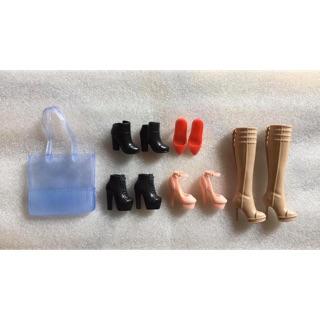 Set giày phụ kiện búp dành cho bê của khách đặt