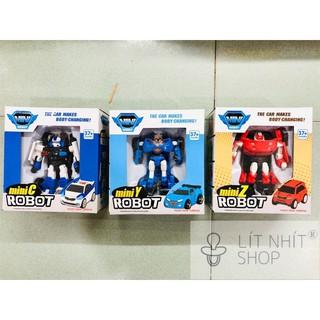 Robot biến hình siêu hot/ Autobot (The Transformers)