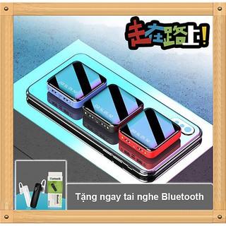 Pin Sạc Dự Phòng Led LCD 2A sạc nhanh cầm tay mini 10000mah
