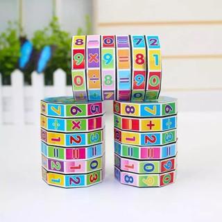 Rubic Toán Học – Khơi Dậy Thiên Tài Trong Con