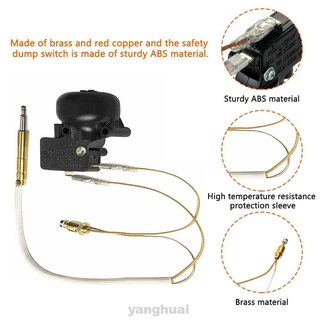 For Patio Gas Heater Garden Professional Universal Control Room Shut Off Anti Tilt Switch Thermocouple Replacement