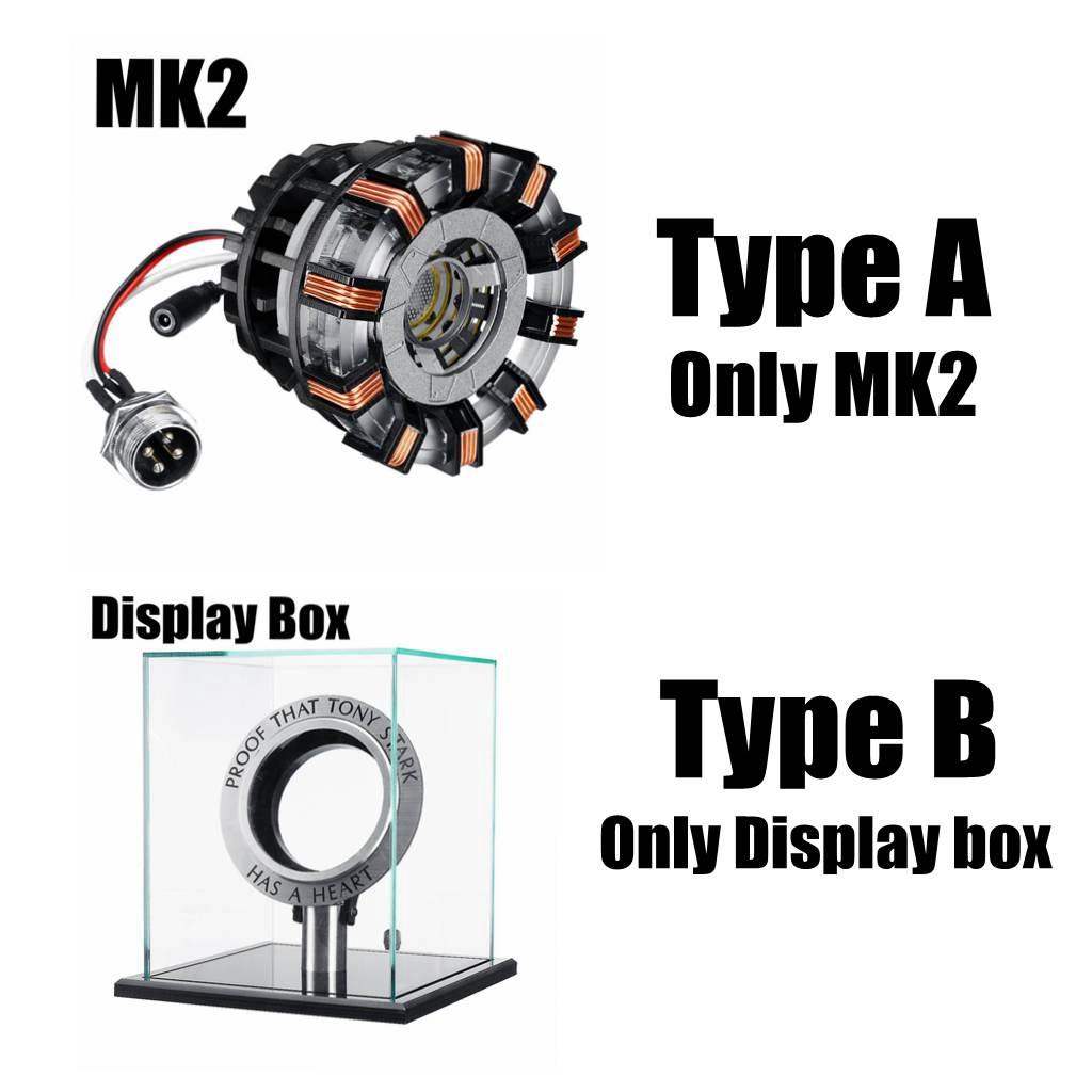 Bộ đèn LED tự lắp ráp MK2