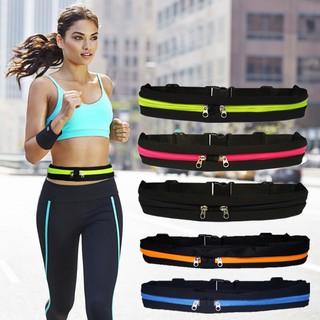 Túi đeo bụng nam nữ đi phượt, đeo hông thể thao chạy bộ thumbnail