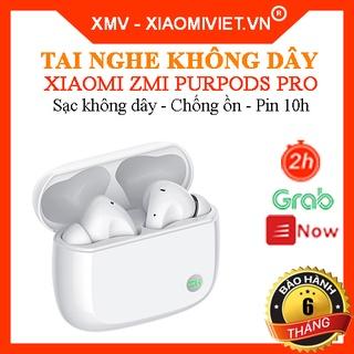 Tai nghe không dây Xiaomi ZMI PurPods Pro TW101ZM - Hàng chính hãng - Bảo hành 6 tháng thumbnail