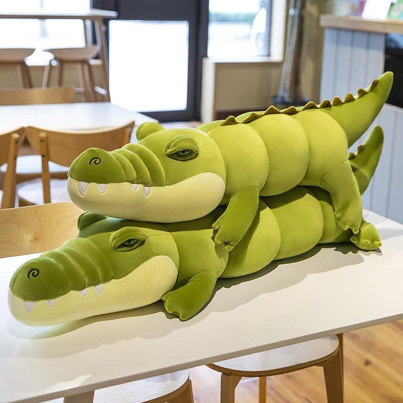 ☼Gối ôm hình khủng long bằng nhung dễ thương xinh xắn