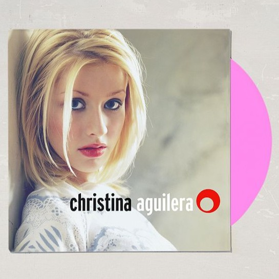 Christina Aguilera - Christina Aguilera (Limited UO Exclusively Pink Vinyl LP)