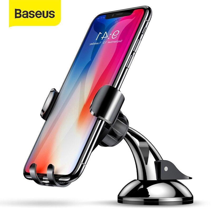 Thích hợp cho ô tô Giá đỡ điện thoại di động Baseus Iphone 11 Xs Samsung phổ thông