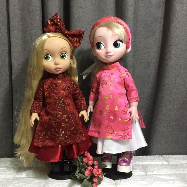 [BebimStore] Áo dài cách tân gầm Thượng Hải cho búp bê Animator 16inch