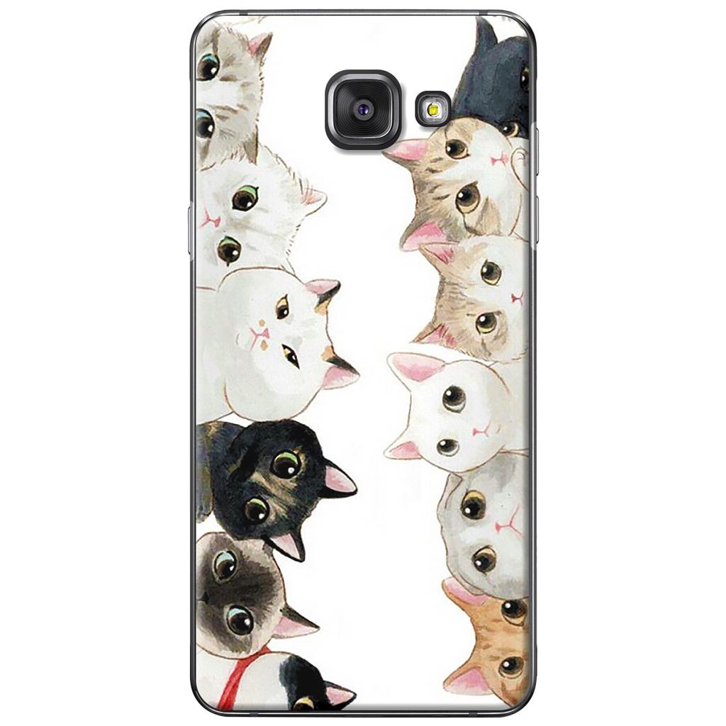 Ốp lưng Samsung A3/A5/A7/A9 (2016) - Nhựa dẻo Con mèo - 3335537 , 957461247 , 322_957461247 , 120000 , Op-lung-Samsung-A3-A5-A7-A9-2016-Nhua-deo-Con-meo-322_957461247 , shopee.vn , Ốp lưng Samsung A3/A5/A7/A9 (2016) - Nhựa dẻo Con mèo