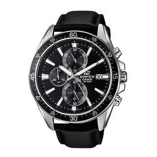 Đồng hồ nam dây da chính hãng Casio EDIFICE EFR-546L-1AVUDF