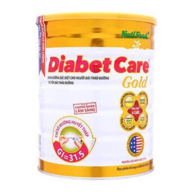 Nuti Diabet Care gold 900g tiểu đường (date9-2019)