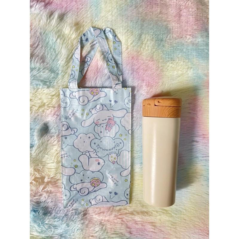 Túi vải đựng ly giữ nhiệt size lớn (không bao gồm ly)