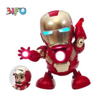 Đồ Chơi RoBot Iron Man – Người Sắt Nhảy Múa