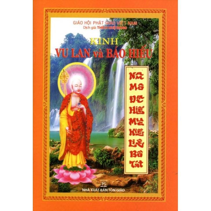 Kinh Vu Lan (Kinh sách Phật)