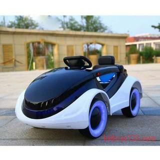 xe ô tô điện trẻ em DY-6699 nhỏ