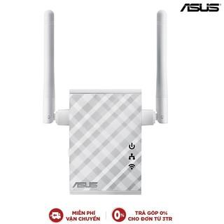 [Mã ELMALL300 giảm 7% đơn 500K] Bộ Kích Sóng Wifi Repeater 300Mbps ASUS RP-N12- Chính Hãng