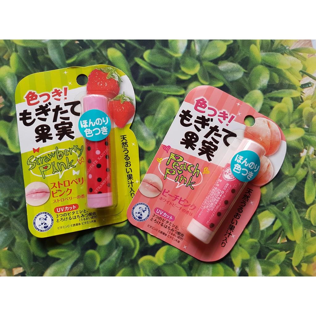 Son Dưỡng Môi Mentholatum Rohto LipCare Fresh Fruit Juice. - 2787835 , 839166656 , 322_839166656 , 110000 , Son-Duong-Moi-Mentholatum-Rohto-LipCare-Fresh-Fruit-Juice.-322_839166656 , shopee.vn , Son Dưỡng Môi Mentholatum Rohto LipCare Fresh Fruit Juice.