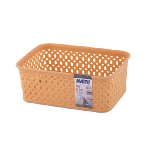 Hình ảnh Rổ đan cao Nhựa Duy Tân Matsu 1T4 - No.1101-2