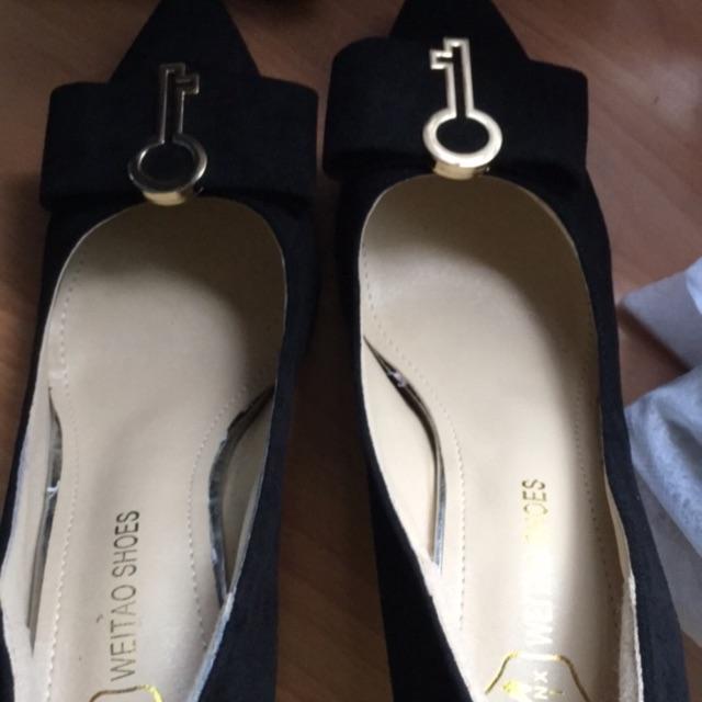 Sale 3 đôi giày cao gót 5-7 phân chỉ 200k