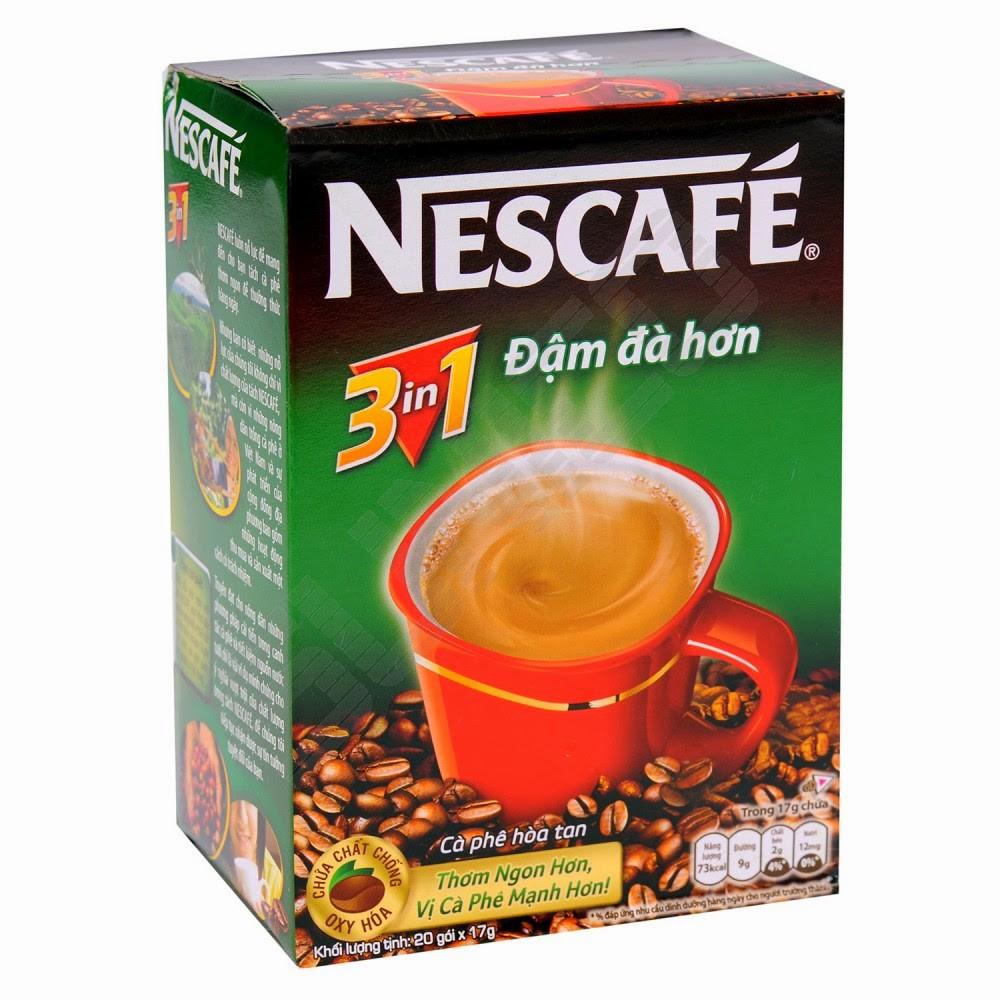 Cà phê sữa Nescafe 3 trong 1 đậm vị gói 17g x hộp 20 gói - 1007359558,322_1007359558,44000,shopee.vn,Ca-phe-sua-Nescafe-3-trong-1-dam-vi-goi-17g-x-hop-20-goi-322_1007359558,Cà phê sữa Nescafe 3 trong 1 đậm vị gói 17g x hộp 20 gói