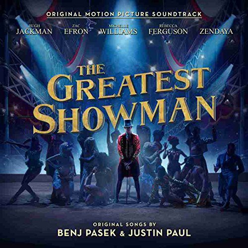 Nhạc Phim - The Greatest Showman (OST) - Đĩa CD