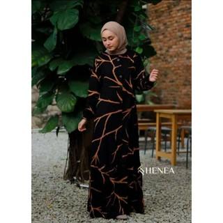 Đầm Maxi Thời Trang Cho Phụ Nữ Hồi Giáo Ld 130