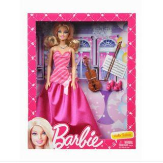 Búp bê barbie vi-ô-lông chính hãng