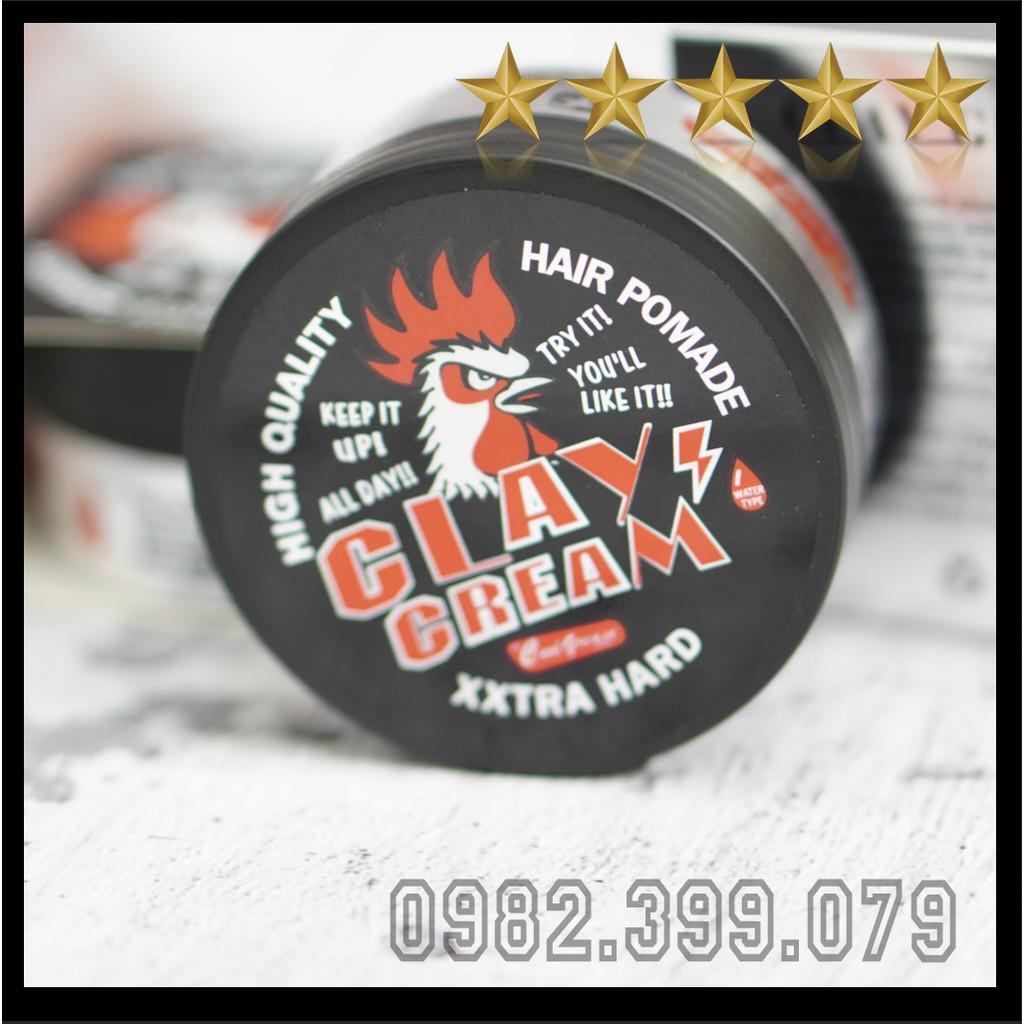 Sáp Vuốt Tóc ClayCream 100% CHÍNH HÃNG U.S.A / sap vuot toc / keo vuốt tóc / wax vuốt tóc / wax