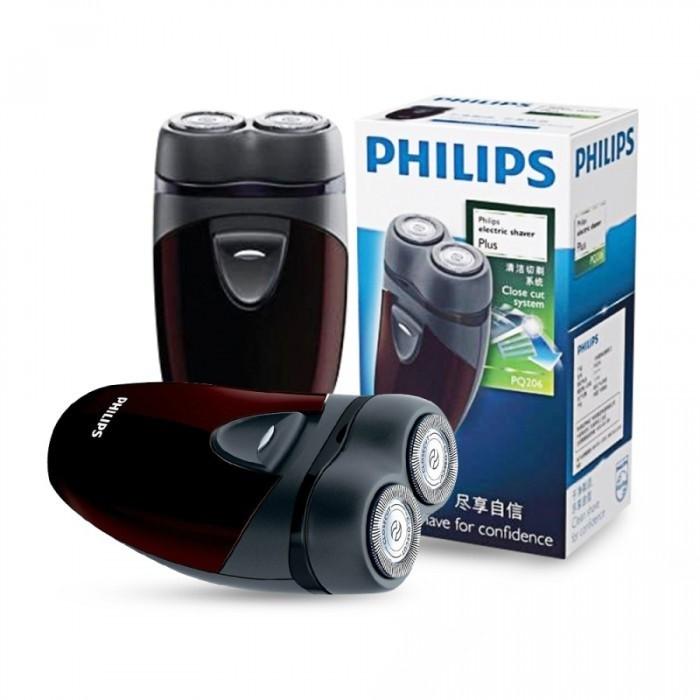 [Mã FMCG60 - 10% đơn 250K] Máy cạo râu Philips PQ206 - Hãng phân phối chính thức - Bảo hành 2 năm