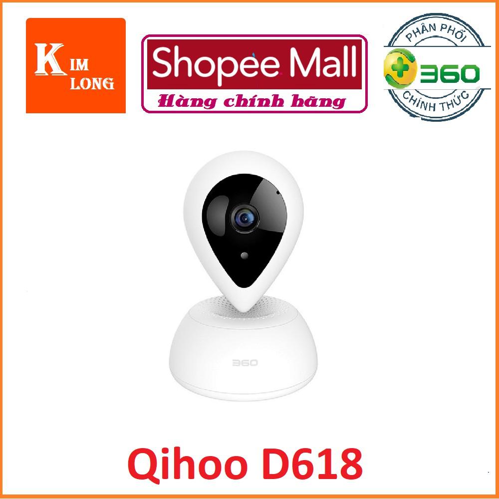 Camera IP Thông Minh Qihoo 360 Gen 2 D618 FHD 1080P - 2582465 , 811380536 , 322_811380536 , 1390000 , Camera-IP-Thong-Minh-Qihoo-360-Gen-2-D618-FHD-1080P-322_811380536 , shopee.vn , Camera IP Thông Minh Qihoo 360 Gen 2 D618 FHD 1080P