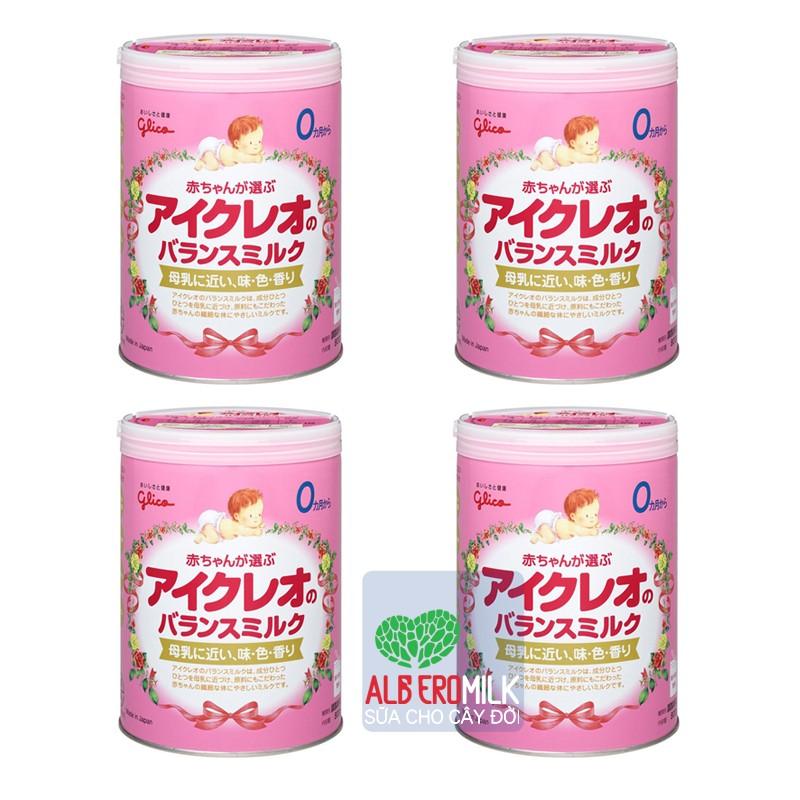 Bộ 4 sữa Glico số 0 800g - 2592450 , 142053622 , 322_142053622 , 2220000 , Bo-4-sua-Glico-so-0-800g-322_142053622 , shopee.vn , Bộ 4 sữa Glico số 0 800g