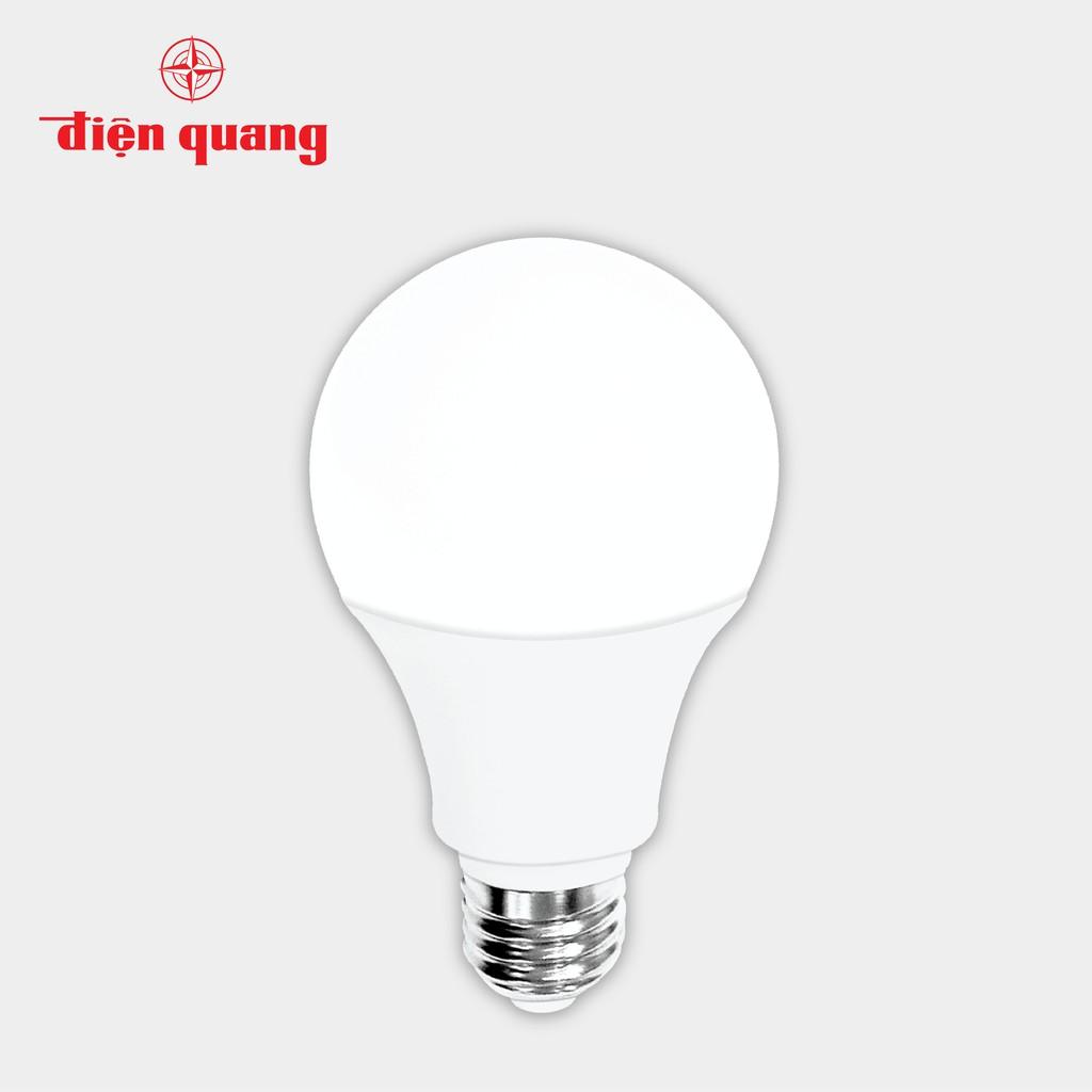 Đèn LED bulb BU11 Điện Quang ĐQ LEDBU11A60 9W, chụp cầu mờ