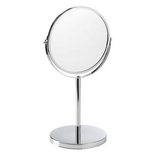 Gương 2 mặt JYSK Medle kính/thép 35cm