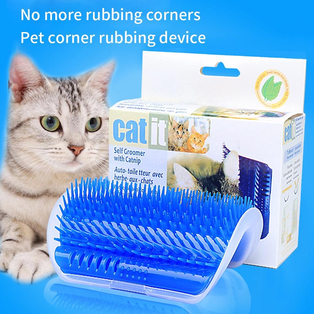Bàn chải massage chuyên dụng cho mèo cưng
