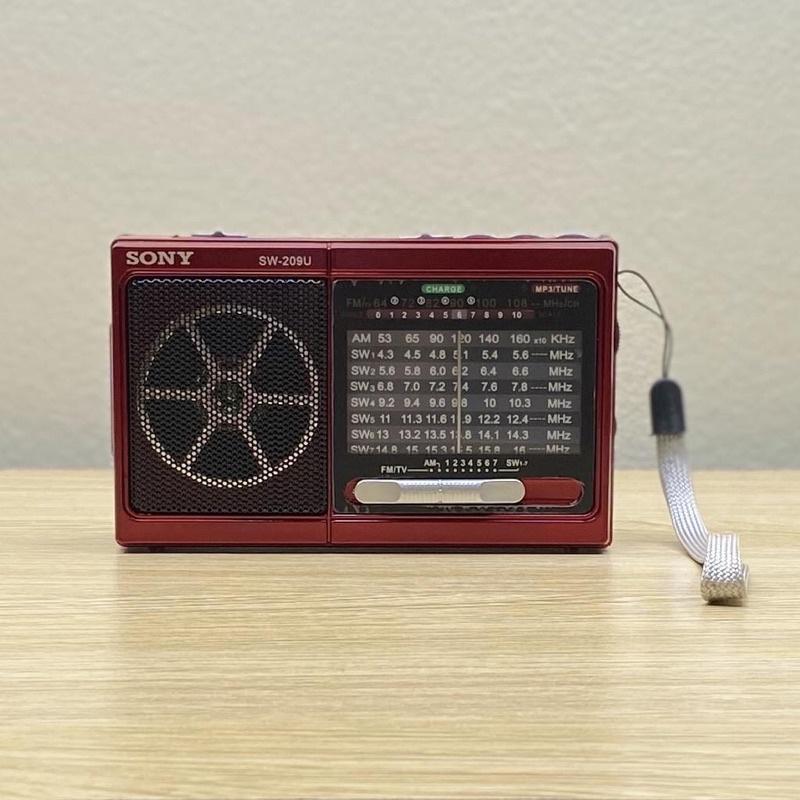 Đài Radio Sony 10 Band SW-209