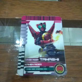 Thẻ bài kamen rider tamashi