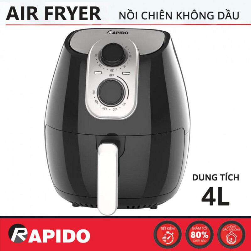 Nồi chiên Rapido RAF 4.0M (4L)