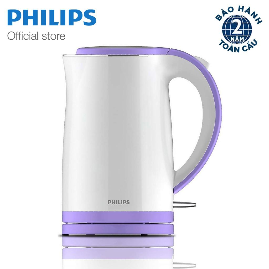 Bình đun Philips HD9312 1.7L (Trắng)